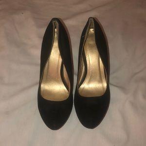 Black heels !